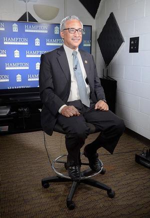 Virginia Congressman Bobby Scott appears on MSNBC via HU ReadyCam
