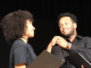 The Hampton University Players Present New Voices: A New Play Series Featuring New Playwrights