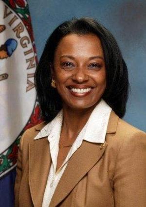 Virginia Secretary of Education, Dr. Dietra Trent