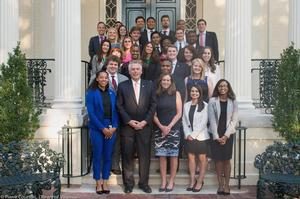 2016 Governor's Fellows class