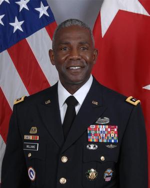 Lt. Gen. Darrell K. Williams