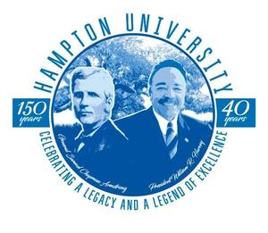 Hampton University to Mark 150 Years Since Founding, 40th Anniversary of President William R. Harvey.