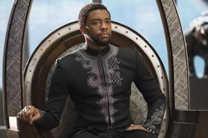 Chadwick Boseman as T'Challa/Black Panther (Marvel)