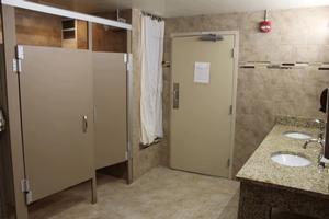 Kennedy Hall Renovated Bathroom