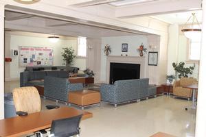 Kennedy Hall Renovated Lobby