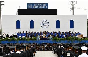 148th Hampton University Commencement