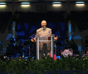 Dr. William R. Harvey, Hampton University President