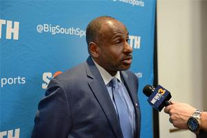 Hampton University Athletic Director Eugene Marshall