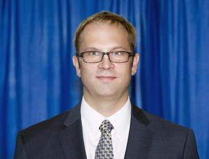 Hampton University Assistant Professor Butch Maier