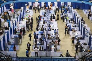 2017 Hampton University Career Fair