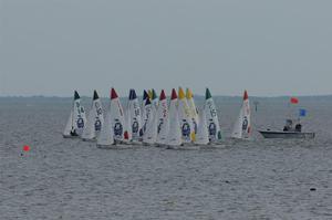 Hampton University Sailing Team