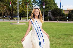 Brooklyne Baker: Miss Hampton University 2017-18