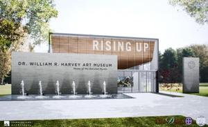 Dr. William R. Harvey Art Museum Photo: Tucker Webb/ The Daily Home
