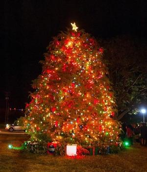 Hampton University Celebrates 35th Annual Tree Lighting Ceremony