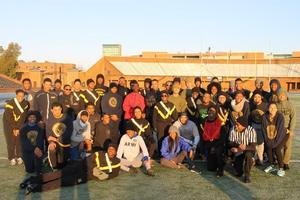 HU Army vs Navy Football Game