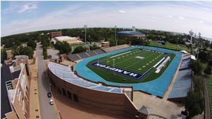 Hampton University's Armstrong Stadium