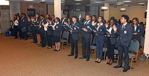 Thirty students were inducted into the WRHLI