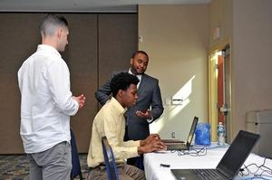 Hampton University's Master of Science in Information Assurance (Cyber Security) degree has been named one of the nation's top schools for an online Master's Information Assurance degree by CyberDegrees.org.