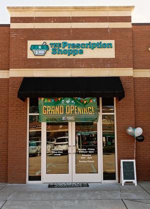 The Prescription Shoppe LLC is located at 5223 Monticello Avenue, Ste C, Williamsburg, VA 23188