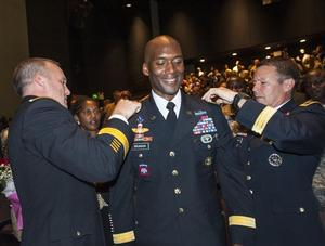 Brigadier General Xavier T. Brunson to be Promoted to Major General of the US Army, April 2, 2019