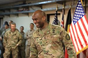 Brigadier General Xavier T. Brunson Becomes Major General in US Army
