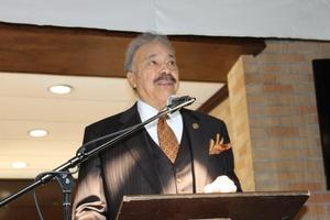 Dr. William R. Harvey, President of Hampton University