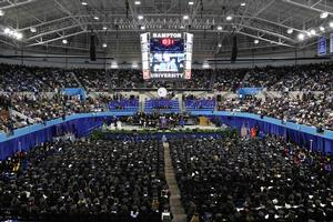 149th Hampton University Commencement