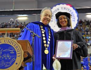 Outstanding Twenty-Year Alumnus Award – Dr. LeKecia McGee Glover