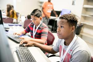 Middle school male students from Hampton City Schools will participate in a three-week program at Hampton University to immerse them in STEM