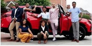 Chevrolet's 2019 DTU Fellows w/ DJ Envy