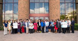 Hampton University Forum on Minority Recruitment and Retention in the LIS Field participants