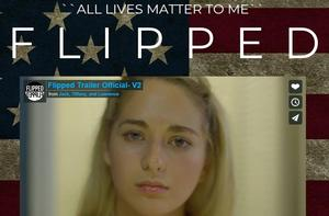 "Three HU alums created a social justice short film, ""Flipped."""