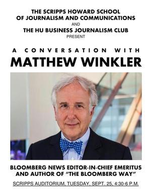 Matthew Winkler