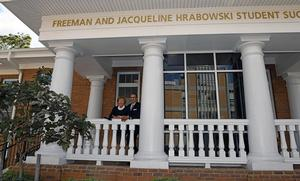 The Freeman and Jacqueline Hrabowski Student Success Center