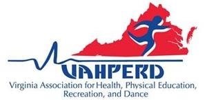 Virginia Association of Health, Physical Education, Recreation and Dance (VAHPERD) award ceremony is November 10, 2018