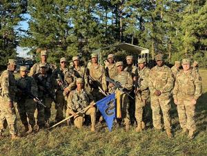 Hampton University Pirate Battalion Ranger Challenge Team competed in Ranger Challenge 2018