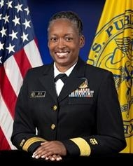 Rear Admiral Aisha K. Mix