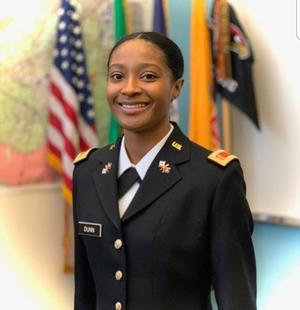 Cadet Deja Dunn