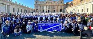 The Marching Force in Rome
