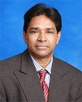 Dr. Shahid M. Shahidullah, Professor in the Department of Sociology and Criminal Justice for Hampton University