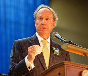 Christopher Newport University President Paul S. Trible