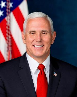 Mike Pence, U.S. Vice President