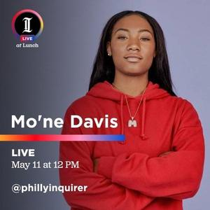 Mo'ne Davis to Appear Live Today at 12 PM EST on the Philadelphia Inquirer's Instagram Page