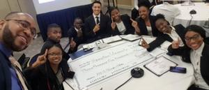The AMIE Design Challenge winners (Hampton University students) will get to present at the Annual Conference