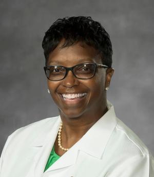Dr. Ethlyn McQueen-Gibson