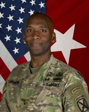 Major General Xavier Brunson