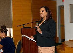 Keynote Speaker, Dr. Angela Spranger
