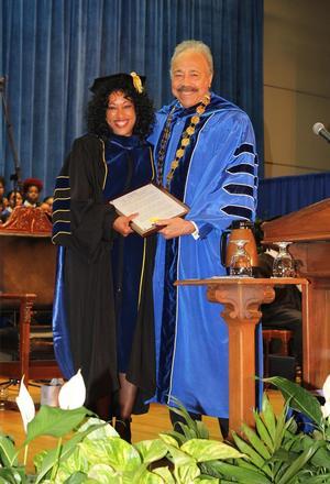 Dr. William R. Harvey and Dr. Karen Denise Maxwell