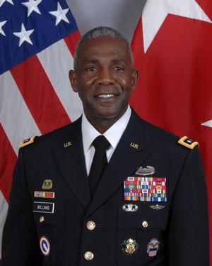 Lieutenant General Darrell K. Williams Relinquishes Command