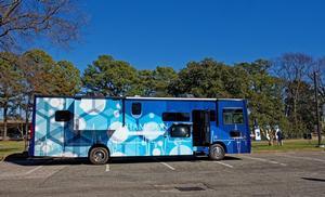 Hampton University COVID-19 Testing and Vaccination Station